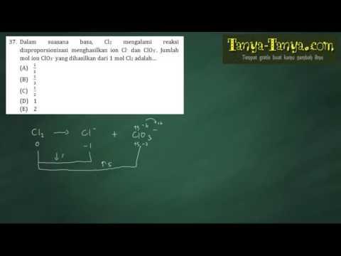 Pembahasan Soal SBMPTN Kimia 2016 (Terbaru) No. 36-40