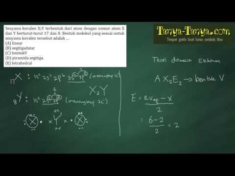 Pembahasan Soal SBMPTN Kimia 2016 (Terbaru) No. 31-35