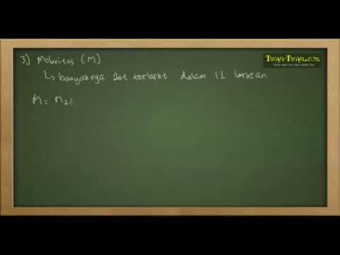 Belajar Kimia : Materi dan Contoh Soal Sifat Koligatif Part 1