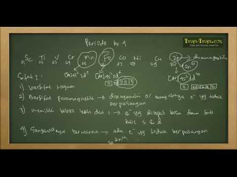 Belajar Kimia : Materi Kimia Unsur Part 7