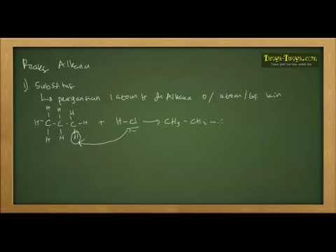 Belajar Kimia : Materi dan Contoh Soal Senyawa Hidrokarbon Part 4