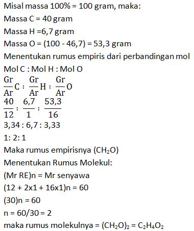Pembahasan Soal Ujian Nasional Un Sma Kimia 2015